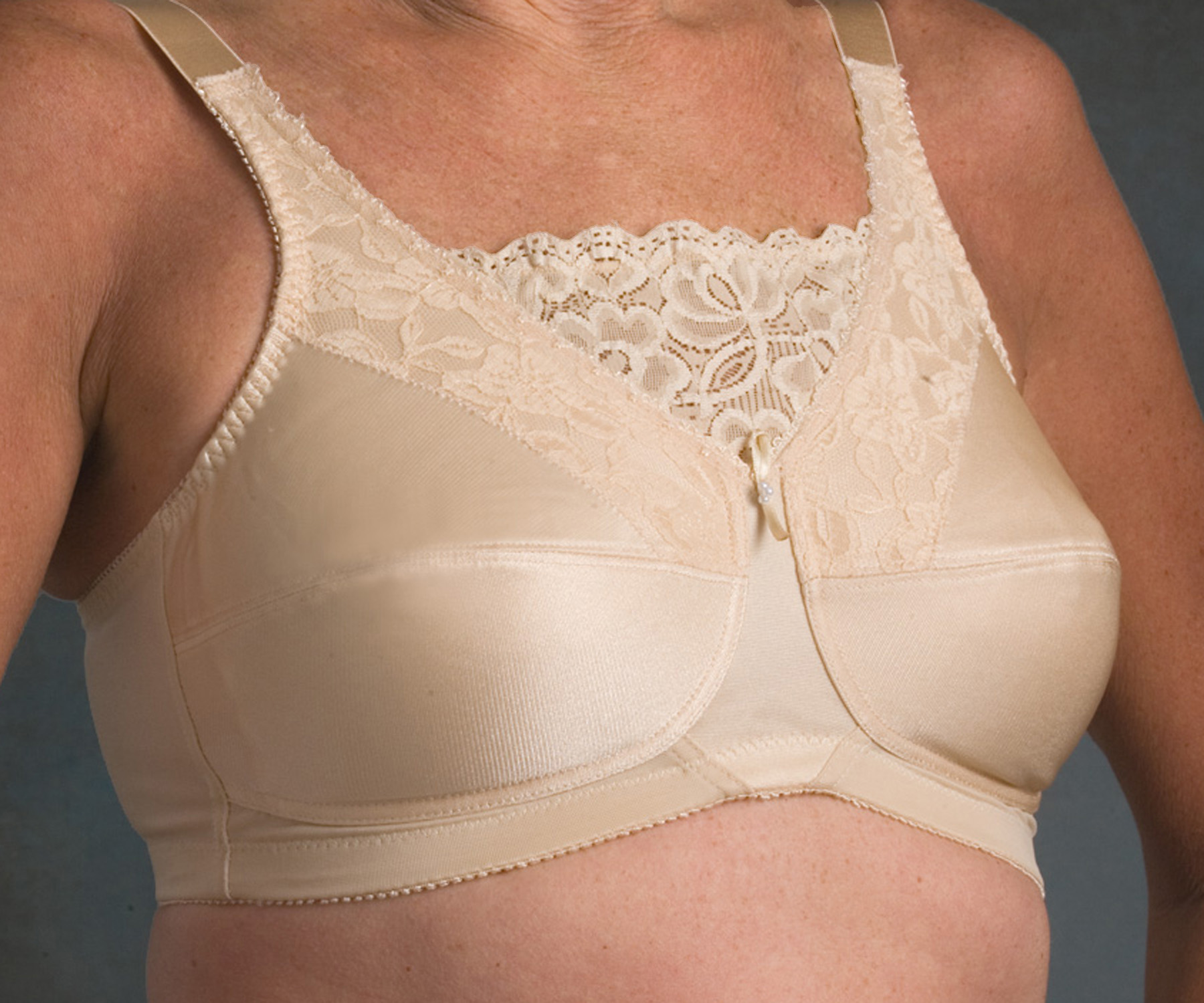 Nearly Me 660 Mastectomy Bra