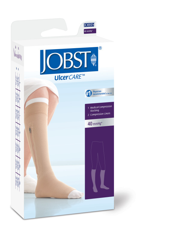 JOBST® Ulcercare 2-Part System Zipper With Liner