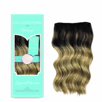Wigs by HaloCouture Baylayage Layered Halo Packaging