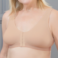 ABC 130 Molded Leisure Bra in Beige or White. Call 800.525.5420 to order.
