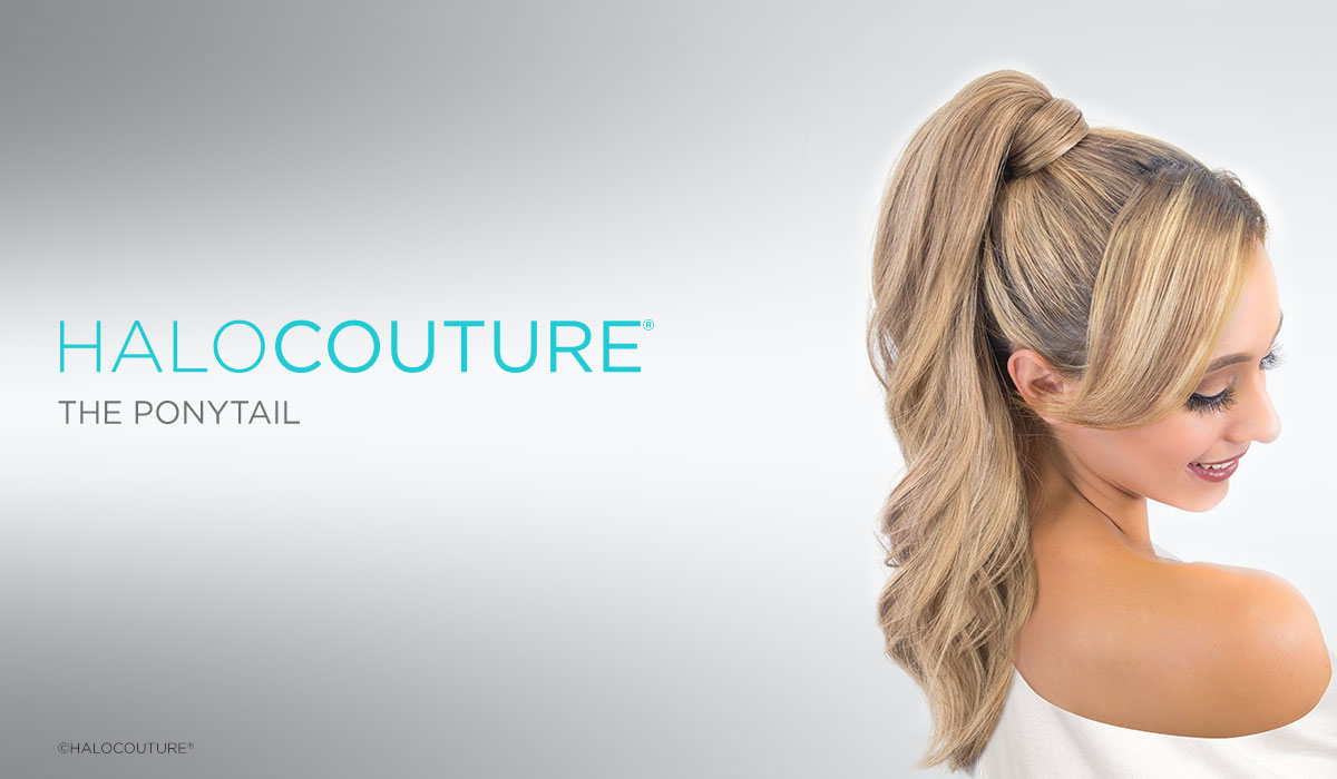 Wigs by HaloCouture The Ponytail